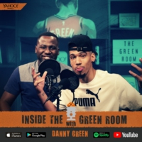 Logo of the podcast Inside the Green Room with Danny Green