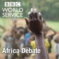Logo of the podcast BBC Africa Debate