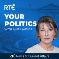Logo of the podcast RTÉ - Your Politics