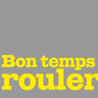 "Logo of the podcast Bon Temps Rouler : "" Rolling Stones """