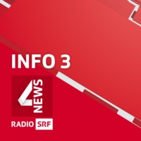 Logo du podcast SRF 4 News - Info 3