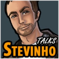 Logo of the podcast Stevinho Talks #249