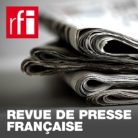 Logo of the podcast A la Une: «Le revenant» titre Le Point, avec la photo de François Fillon...