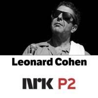 Logo du podcast NRK P2 – Håvard Rem presenterer Leonard Cohen