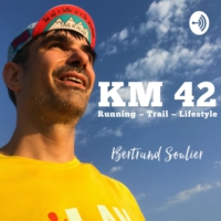 Logo of the podcast Km42 - Running - Trail - Lifestyle