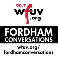 Logo of the podcast Fordham Conversations