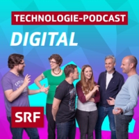 Logo of the podcast SRF Digital «bi de Lüüt» #1: Peter Freitag