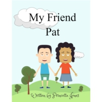 "Logo of the podcast Children's Audiobook ""My Friend Pat"""