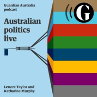 Logo du podcast Australian politics live podcast