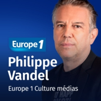 Logo of the podcast Culture - Philippe Vandel avec Lorant Deutsch