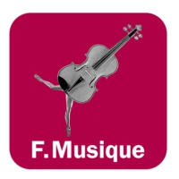 Logo of the podcast France Musique - L Heure Bleue