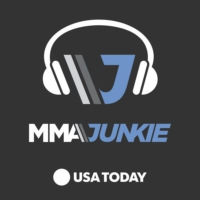 Logo of the podcast MMAjunkie Radio