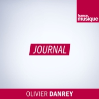 Logo of the podcast Journal du vendredi 23 novembre 2018