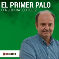 Logo of the podcast El Primer Palo