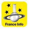Logo du podcast franceinfo - Du côté des étoiles