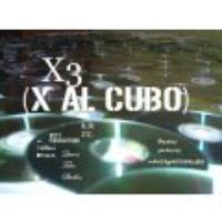 Logo of the podcast X3 (X Al Cubo)