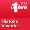 Logo of the podcast RSR - Histoire Vivante - La 1ère
