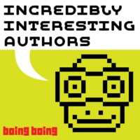 Logo of the podcast Incredibly Interesting Authors