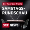 Logo of the podcast Samstagsrundschau