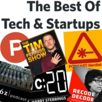 Logo du podcast Internet History Podcast: Amazon, Hulu and Oculus with Eugene Wei