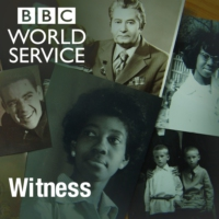 Logo of the podcast Lesbian Protest on BBC News