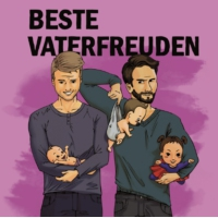 Logo of the podcast Beste Vaterfreuden