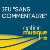 "Logo of the podcast Jeu ""Sans Commentaire"" - 25.06.2015"
