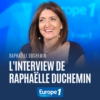 Logo of the podcast L'interview de Raphaëlle Duchemin