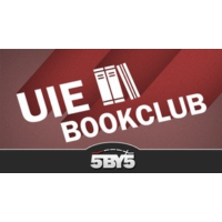 Logo of the podcast 5by5 - The UIE Book Club