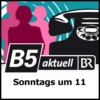 Logo of the podcast Sonntags um 11 - B5 aktuell
