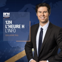 Logo of the podcast BFM : 26/04 - 12h, l'heure H