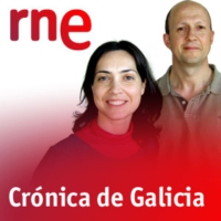 "Logo of the podcast Informativo Galicia - Entrevista Paula Cons, directora do documental ""A batalla descoñecida"" - 03/0…"