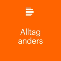 Logo of the podcast Alltag anders: Bauern