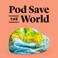 Logo of the podcast Pod Save the World