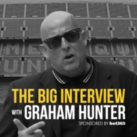 Logo of the podcast The Big Interview with Graham Hunter