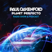 Logo of the podcast Perfecto Podcast: featuring Paul Oakenfold