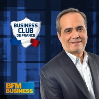 Logo of the podcast BFM : 21/10 - Business Club de France : Sendinblue