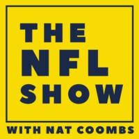 Logo of the podcast The NFL Show with Nat Coombs