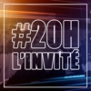 Logo of the podcast 20h, l'invité