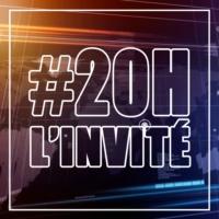 Logo du podcast 20h, l'invité