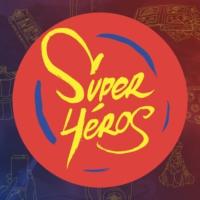 Logo du podcast Superhéros