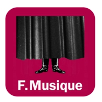 Logo of the podcast Les voix du baroque