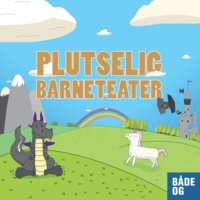 Logo of the podcast Plutselig Barneteater!