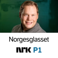 Logo of the podcast NRK – Norgesglasset