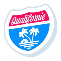 Logo of the podcast Qualifornie