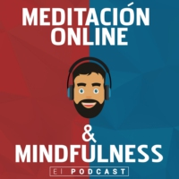 Logo of the podcast 264. Meditar no es solo sentarse 50 min. y todo listo