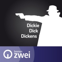 Logo of the podcast Radio Bremen: Dickie Dick Dickens – Kriminal-Hörspiel-Serie