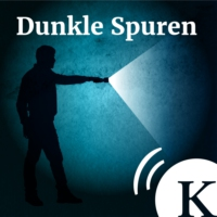 Logo of the podcast Dunkle Spuren