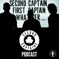Logo of the podcast Irish Football Culture War Looms, Mick Hovers, Premier League Is Coming