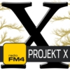 Logo of the podcast FM4 Projekt X